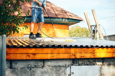 ROOF REPAIR AND CLEANING, MOSS REMOVAL, GUTTER REPAIR, CLEANING